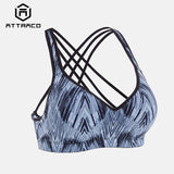 Tie Back Sports Bra