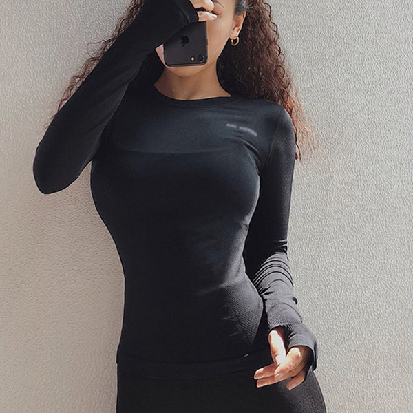 Ruby Long Sleeve Sports Top