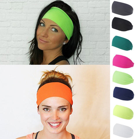 High Stretch Wide Headband