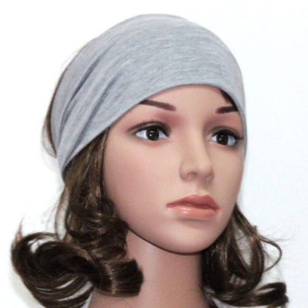 Wide Stretch Headband - Mrym Active Wear