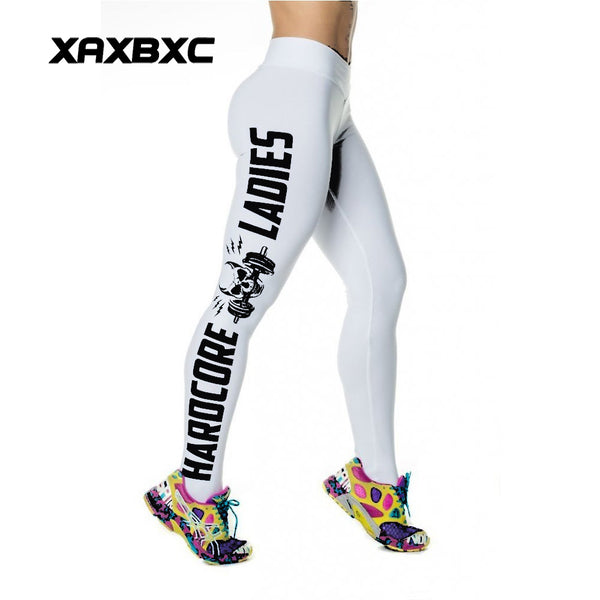 Pro Athlete Printed Fitness Leggings - Mrym Active Wear