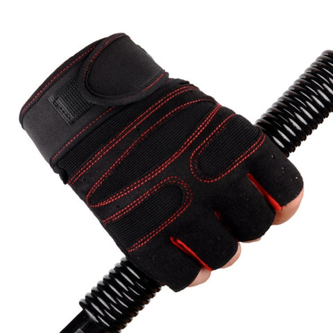 Bodybuilding Half Finger Gloves