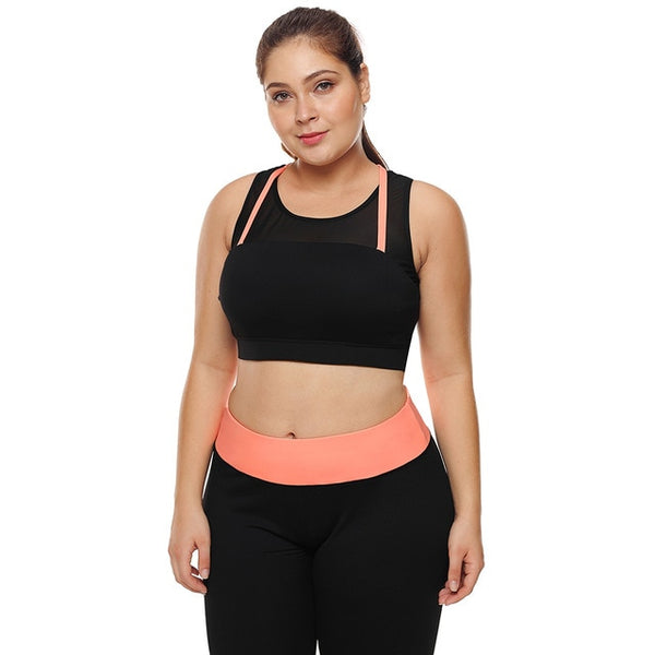 Whisperer Plus Size Sports Bra