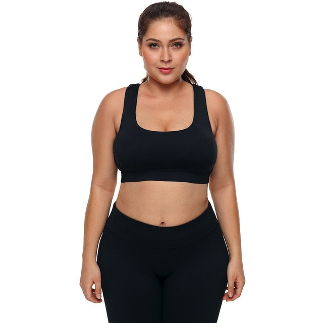 5029b1d5befa8c Matilda Plus Size Fitness Top – Once Upon A Gym