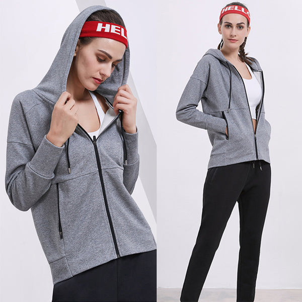 Vivian Performance Jacket - Mrym Active Wear