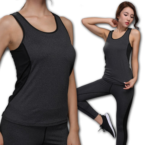 Juliet Quick Dry Gym Yoga Top
