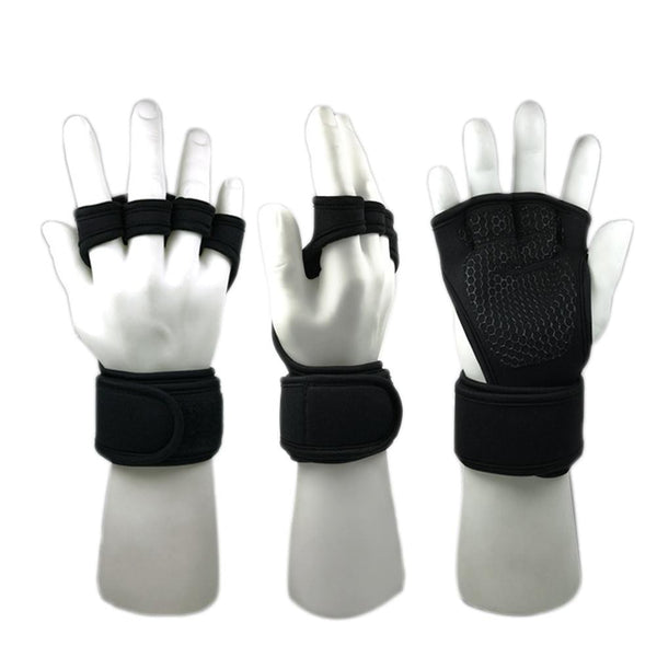 Soft Grip Weight Lifting Glove - Mrym Active Wear