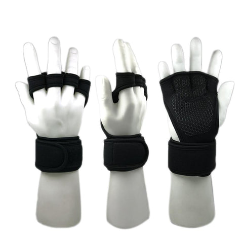 Soft Grip Weight Lifting Glove