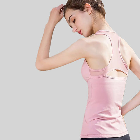 Bella Breathable Fitness Vest