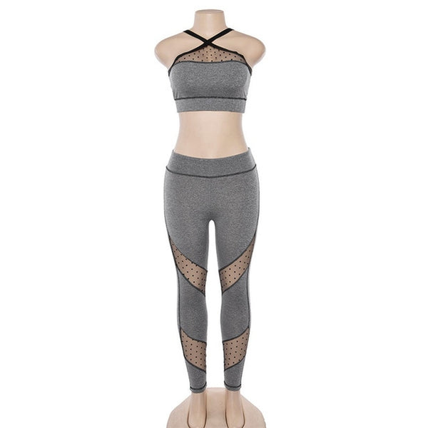 Dorrie Fitness Yoga Set - Mrym Active Wear