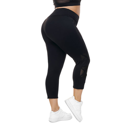 Seamless High Waist Fitness Leggings