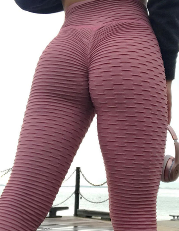 Candy Color Fitness Leggings - Mrym Active Wear