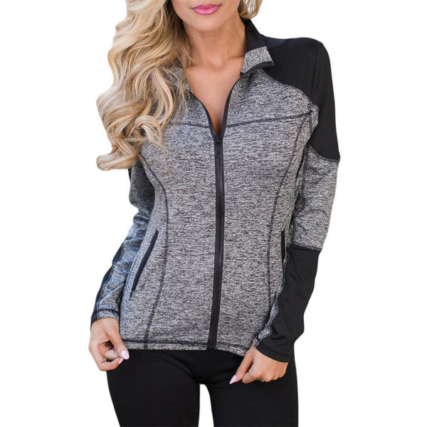 Helen Running Jacket - Mrym Active Wear