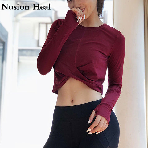 Vital Seamless Fitness Crop Top
