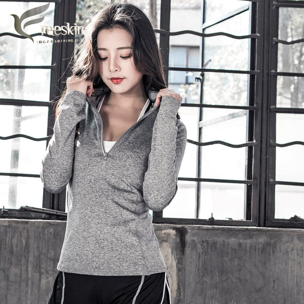Bernice Zipper Yoga Jacket