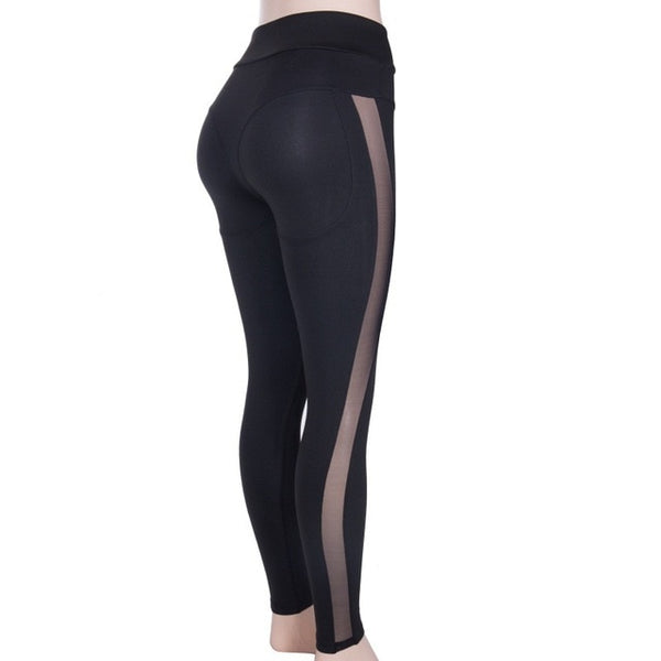 Breezy Push Up Leggings - Mrym Active Wear