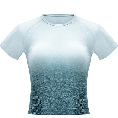 Ruth Breathable Fitness T-shirt - Mrym Active Wear