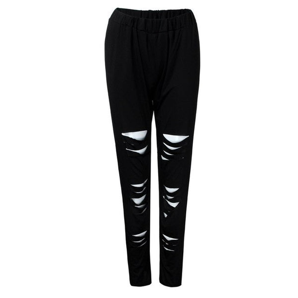 Velma Black Breathable Leggings - Mrym Active Wear