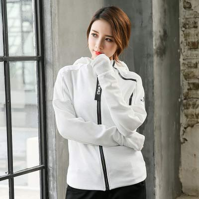 Sally Running Fitness Jacket - Mrym Active Wear