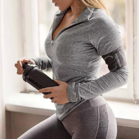 Tillie Seamless Long Sleeve Top