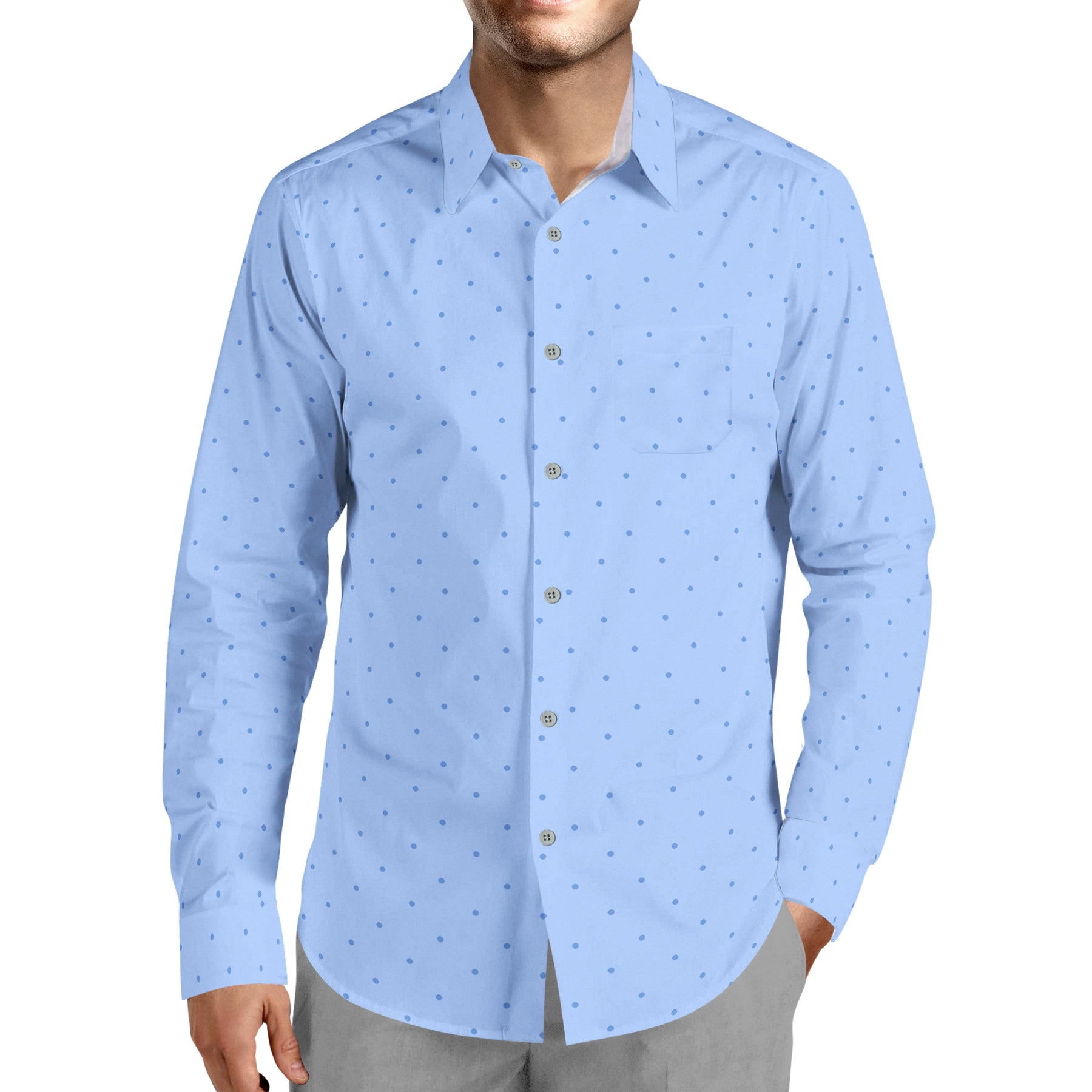 Dots Dress Shirt