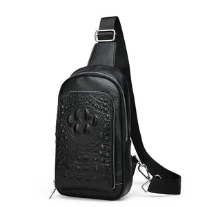 Advantage Limited edition crossbody schoudertas 100% koe leder