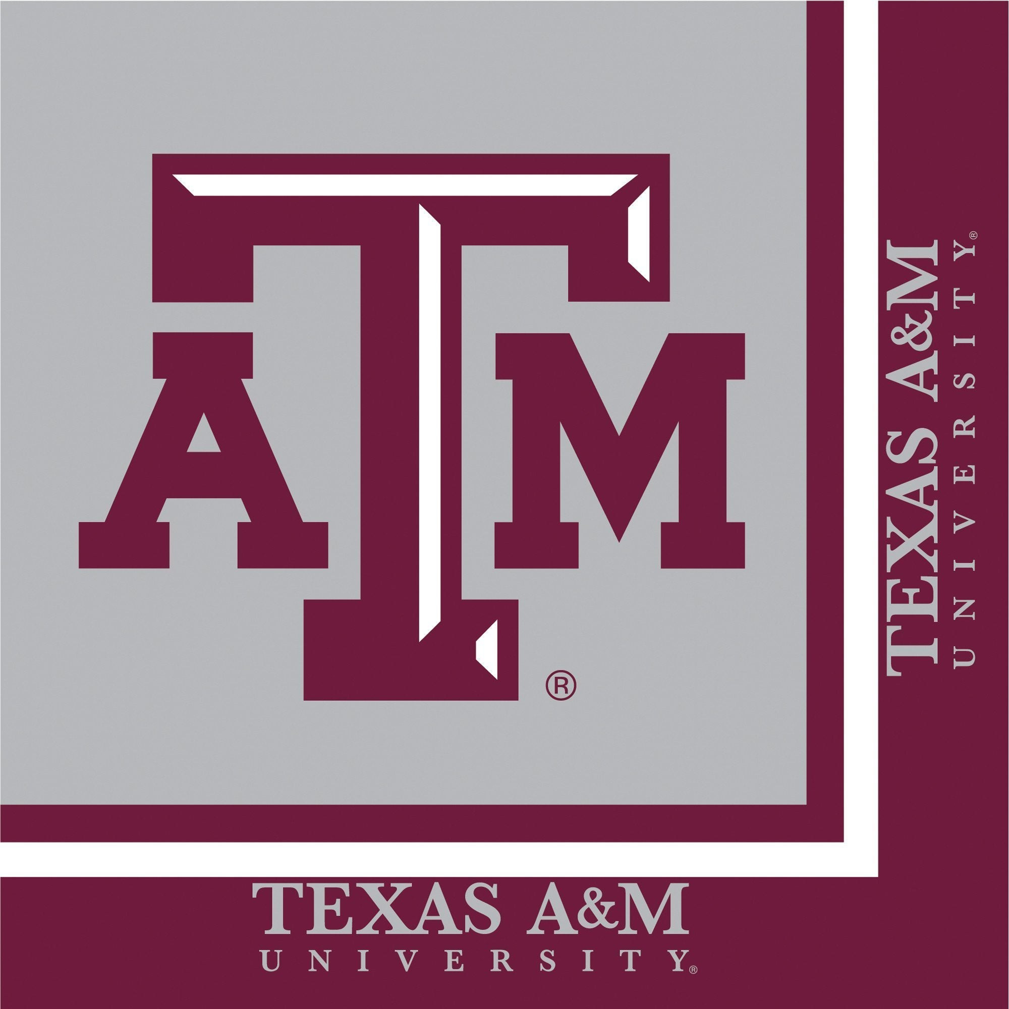 Texas A&M Aggies Party Decorations