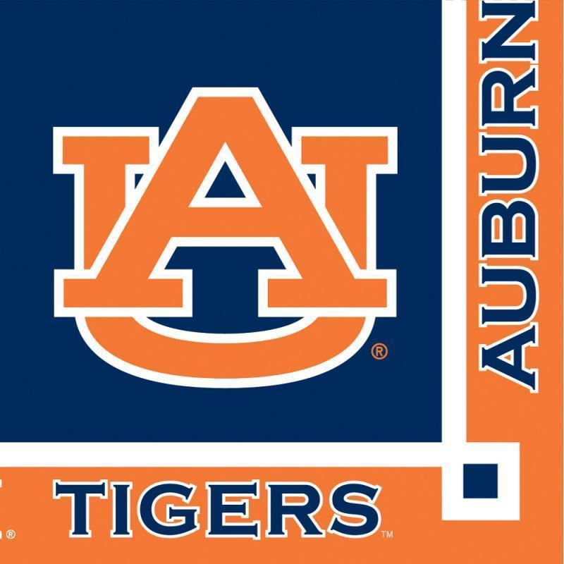 Auburn Tigers Party Decorations