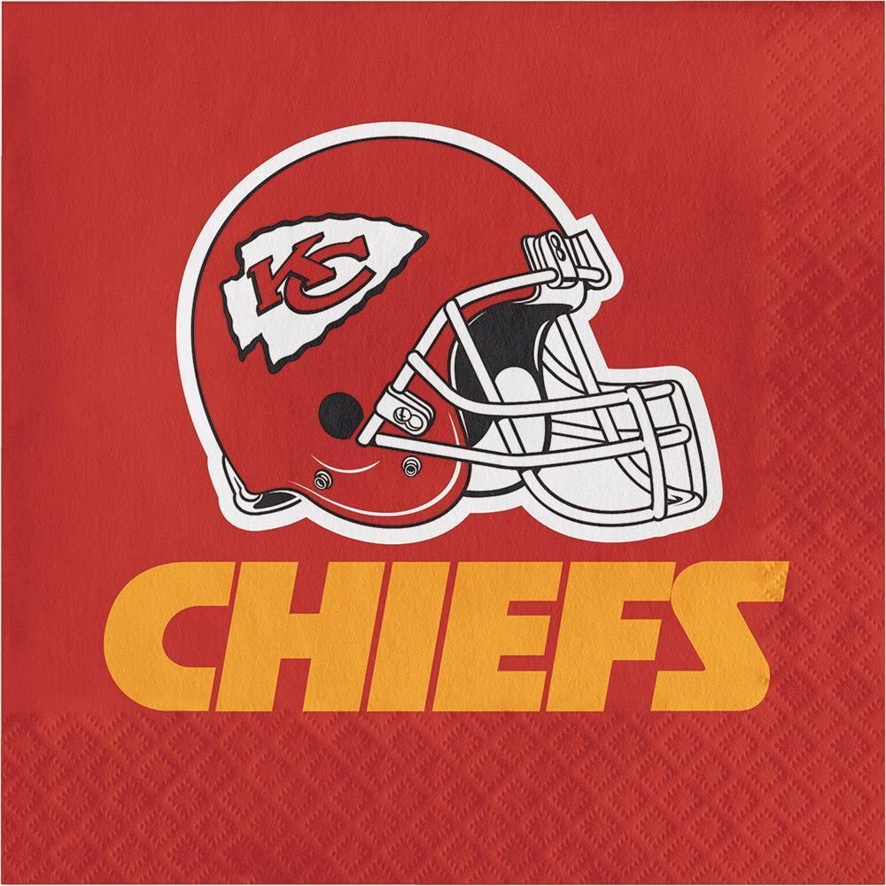 Kansas City Chiefs Party Decorations