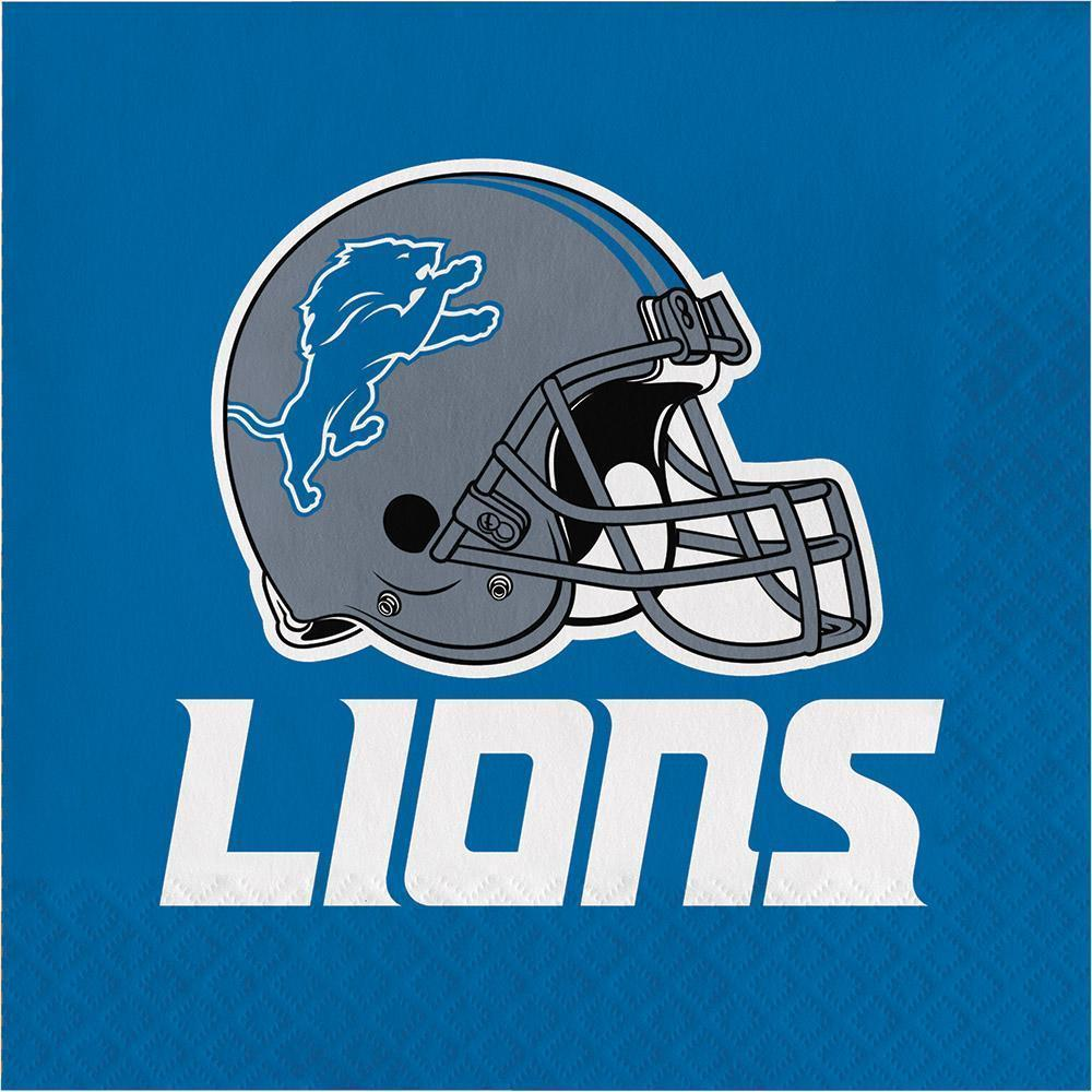Detroit Lions Party Decorations