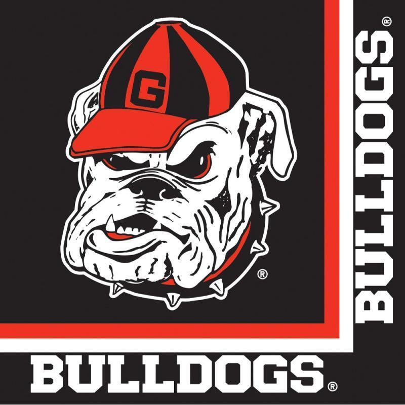 Georgia Bulldogs Party Decorations