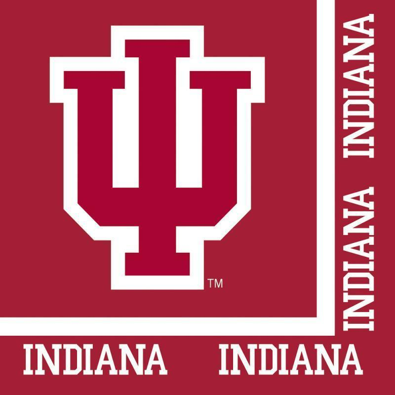 Indiana Hoosiers Party Decorations