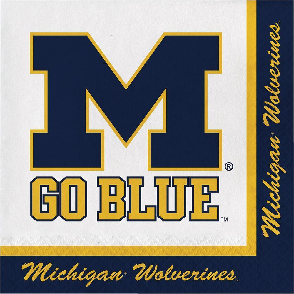Michigan Wolverines Party Decorations