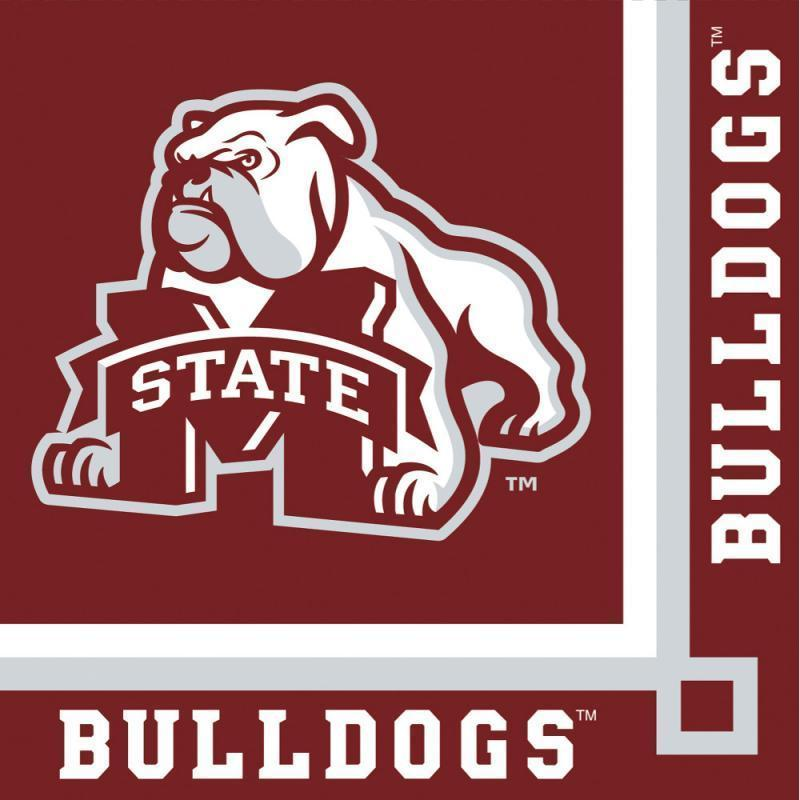 Mississippi State Bulldogs Party Decorations