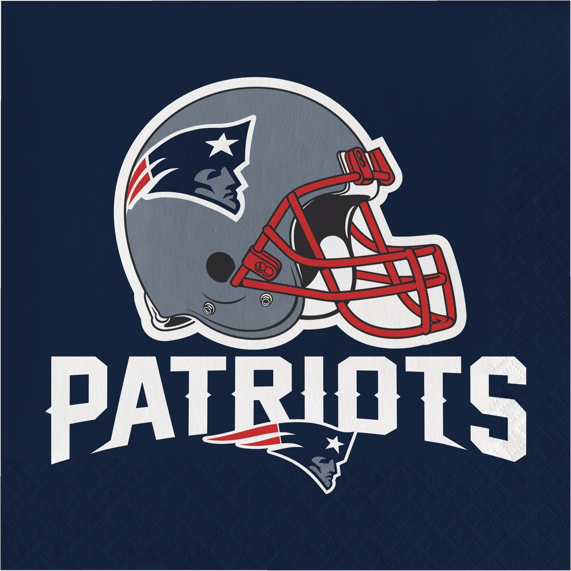 New England Patriots Party Decorations