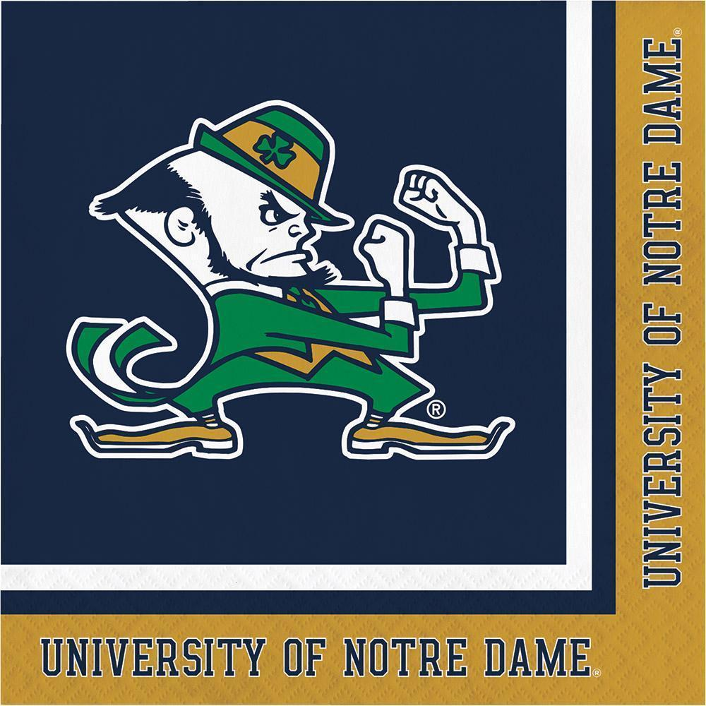 Notre Dame Fighting Irish Party Decorations