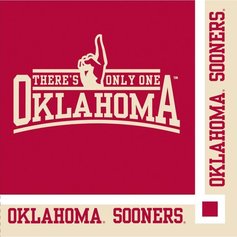 Oklahoma Sooners Party Decorations