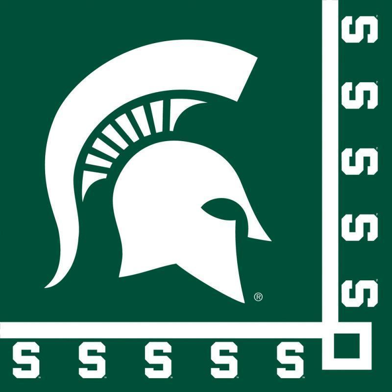 Michigan State Spartans Party Decorations