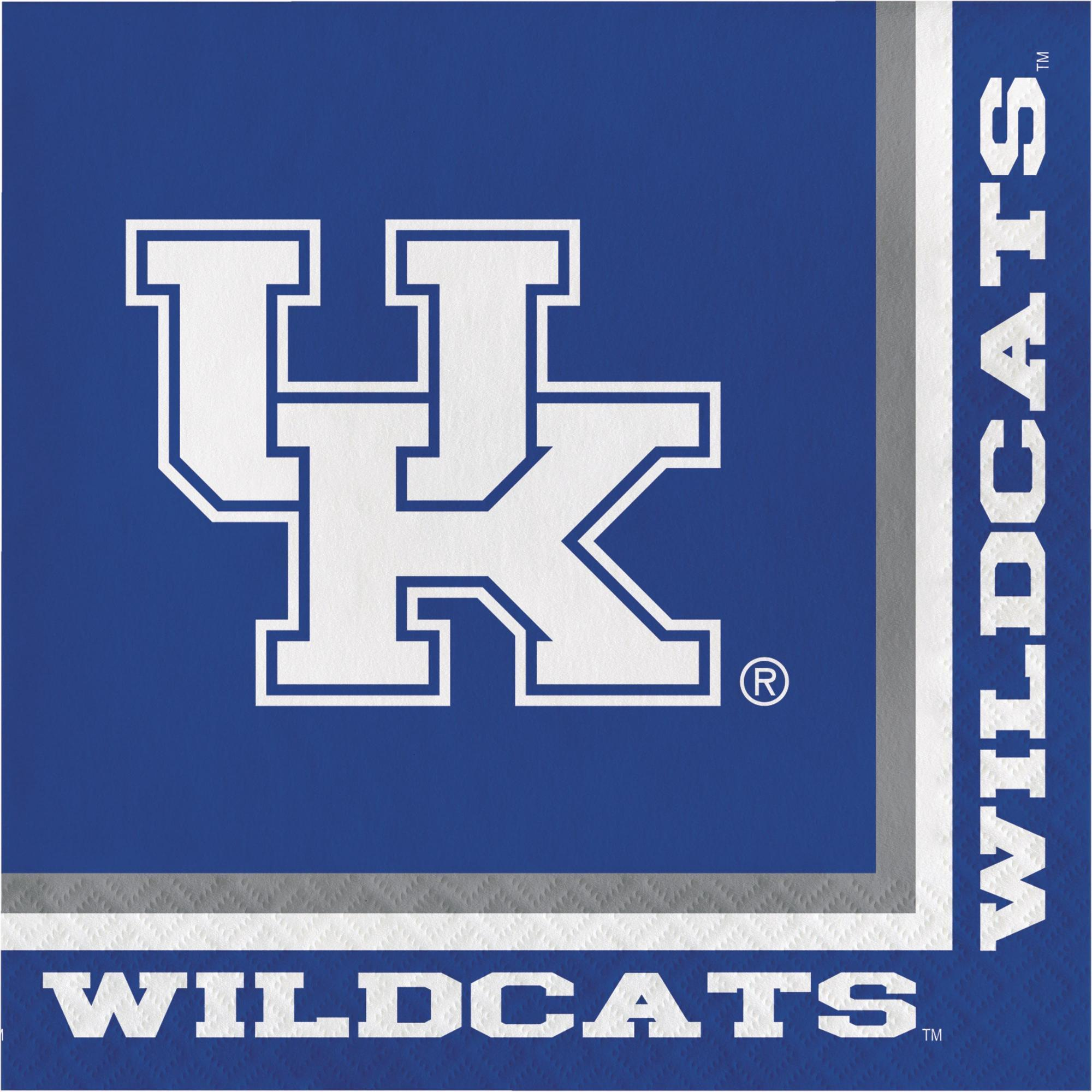 Kentucky Wildcats Party Decorations