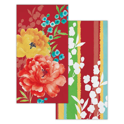 Beautiful Blossoms 24Ct 2Ply Dinner Napkin (24/Pkg) by Creative Converting