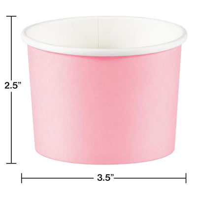 Treat Cups, Classic Pink (8/Pkg)