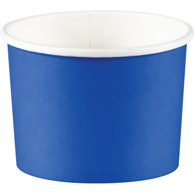 Treat Cups, Cobalt (8/Pkg) by Creative Converting
