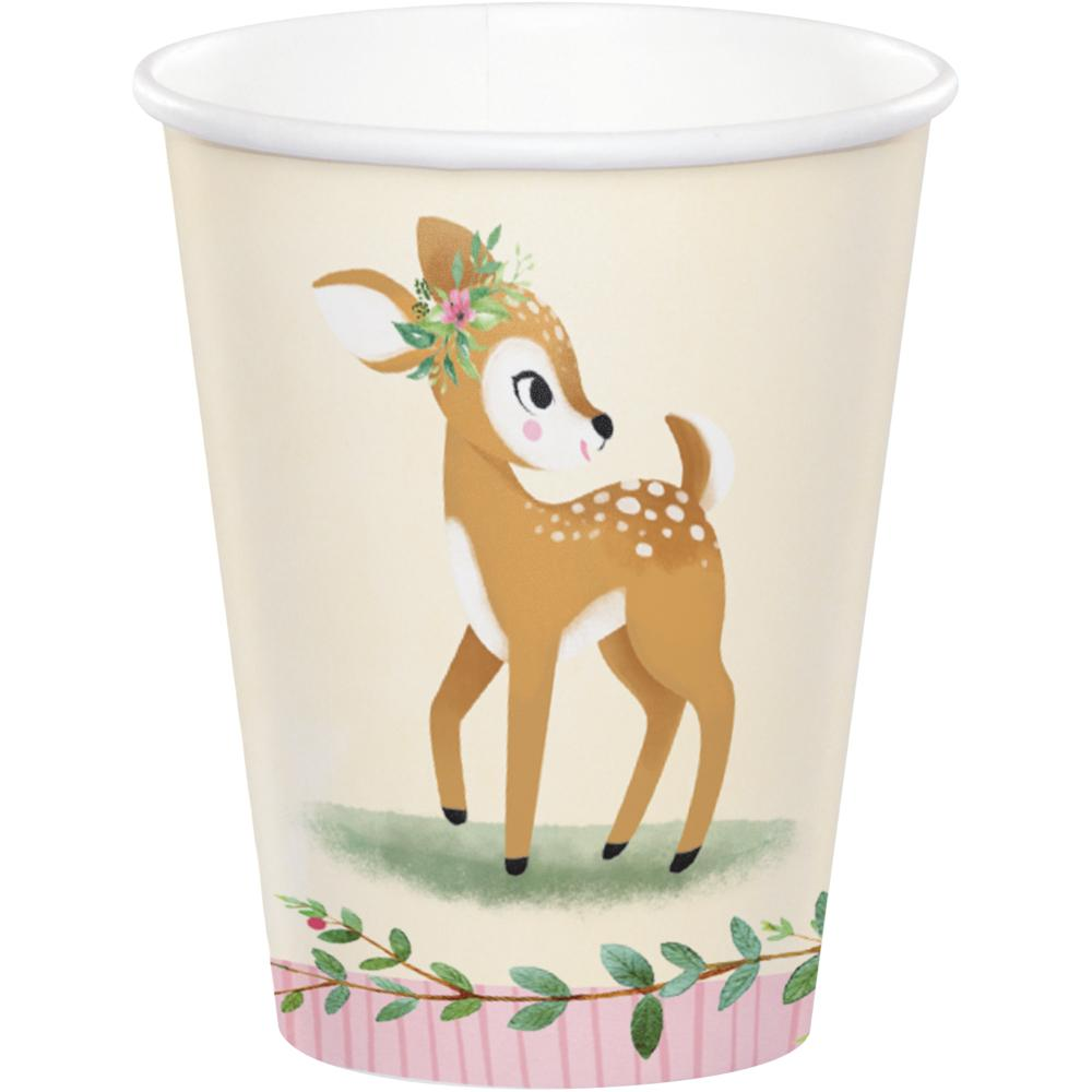 Deer Little One Hot/Cold Cup 9Oz. (8/Pkg) by Creative Converting