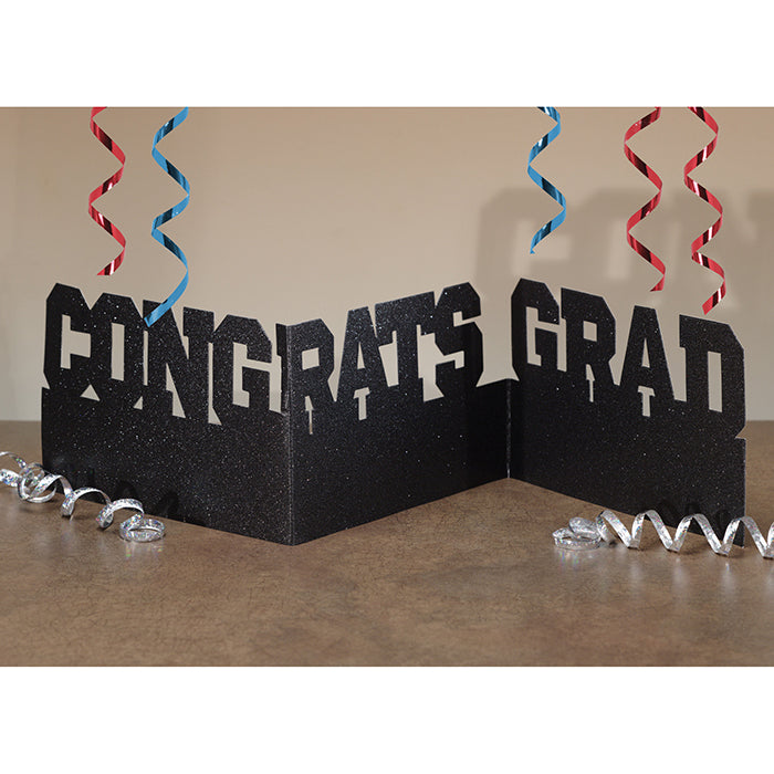 Congrats Grad Centerpiece by Creative Converting