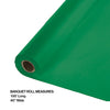 "Emerald Green Banquet Roll 40"" X 100' Party Decoration"