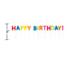 Happy Birthday Pick Candles Party Decoration