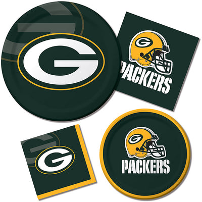 Green Bay Packers Napkins, 16 ct Party Supplies
