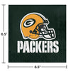 Green Bay Packers Napkins, 16 ct Party Decoration