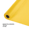 "School Bus Yellow Banquet Roll 40"" X 100' Party Decoration"