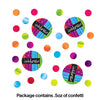 Milestone Celebrations Confetti, 0.5 oz Party Decoration